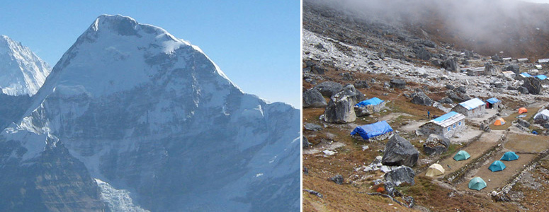 Chamlang Expedition