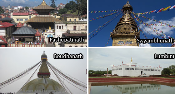 7 World Heritage Sites in Nepal