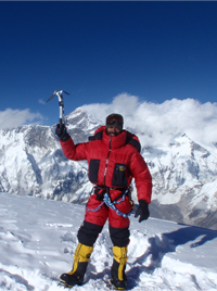 Amadablam Expedition in Nepal