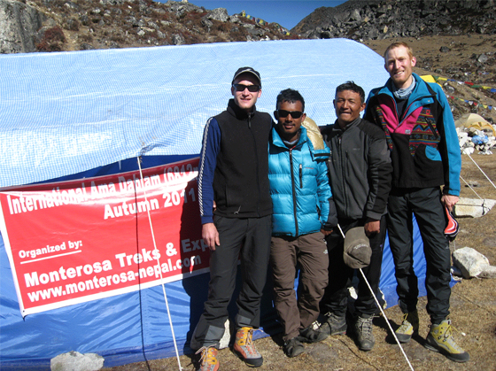 Ama Dablam Expedition 2011