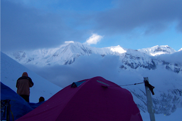Annapurna Expedition Mount Annapurna South Expeditions