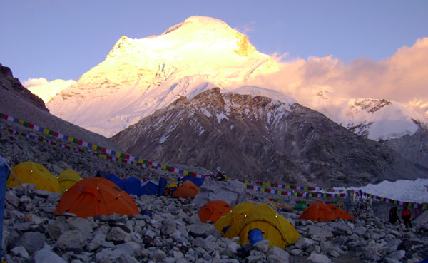 Tibet Side Cho Oyu Expedition
