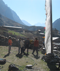 Dorje Lakpa Expedition