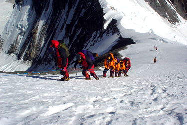 Everest North Face Expedition