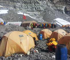 Everest North Col (7000m) Expedition (Through Lhasa)