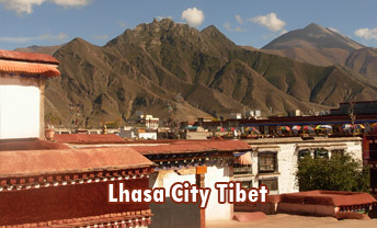 Lhasa City Everest
