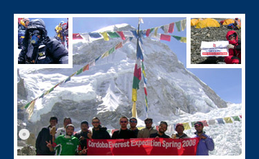 Nepal Everest Expedition