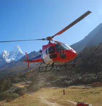 Nepal Mountain flight Tour