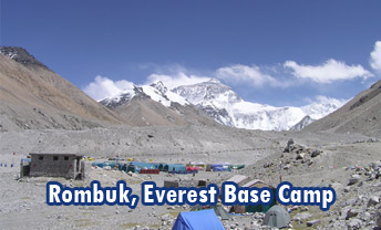 Rombuk Everest Base Camp