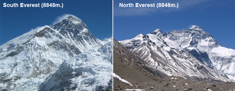 Everest Expedition North and South Side 2017